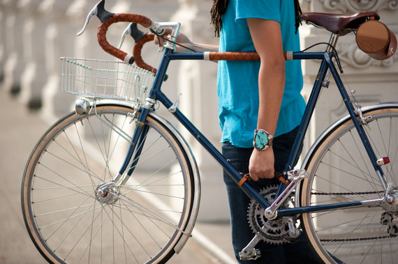 Detail Collective | Lifestyle | Cycle Chic & Bike Cool | Image: Walnut Studio