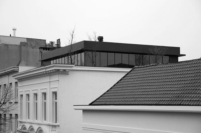 Detail Collective | Interior Space | Apartment at Graanmarkt 13 Antwerp | Image:  Graanmarkt 13