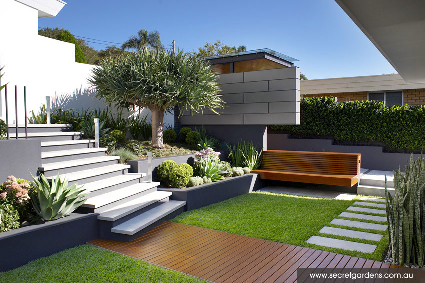 Detail Collective | Outdoor Spaces | Coastal Garden Caringbah | Image:  Secret Gardens