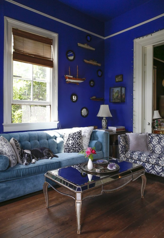 Detail Collective | Interior Spaces | Artist Miranda Lake's New Orleans Home | Image:  Jacqueline Marque