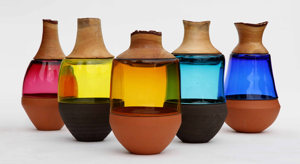Detail Collective | Products | Stacking Vessels | Product and images via Utopia & Utility