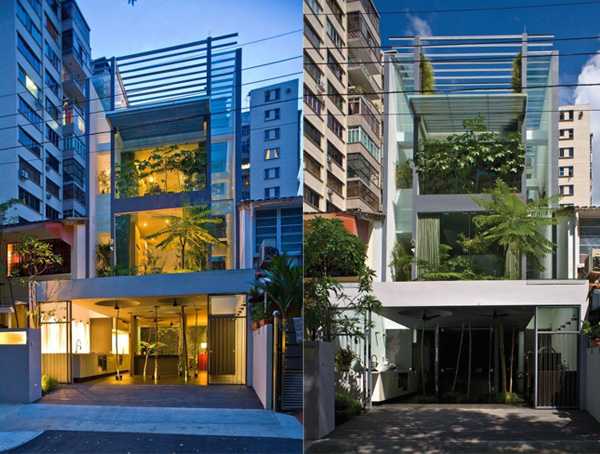 Detail Collective | Outdoor Spaces | Elok House Singapore | Images: Chang Architects