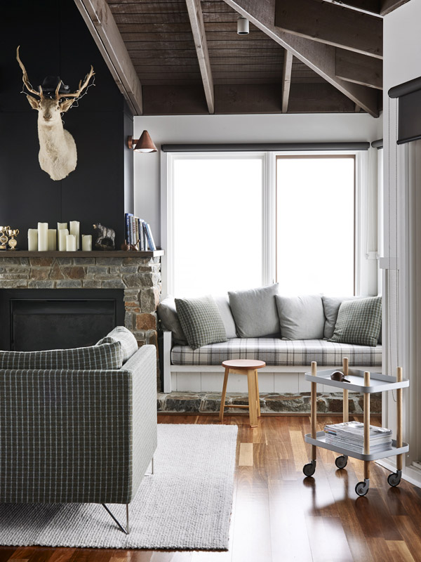 Detail Collective | Inside Spaces | Mt Buller Ski Lodge | Image: Eve Wilson for The Design Files