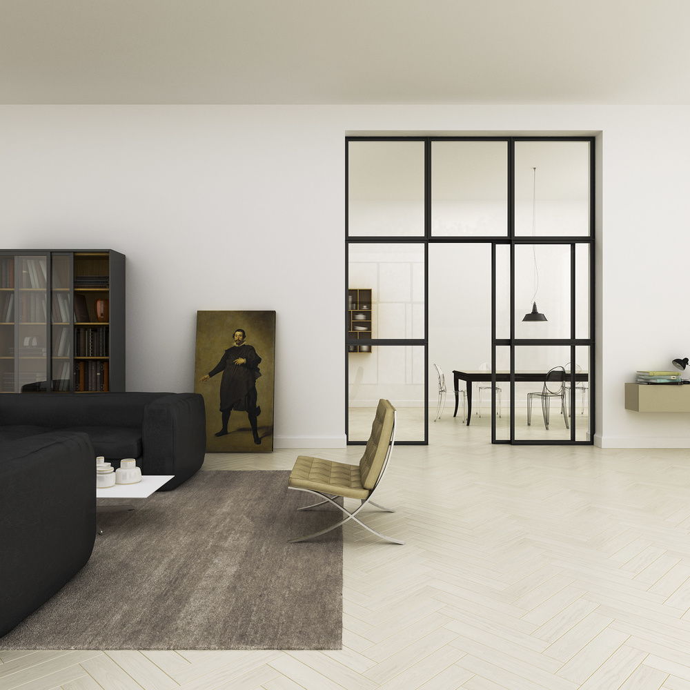 Detail Collective | Florence Apartment by Filippo Carandini | Source Designboom