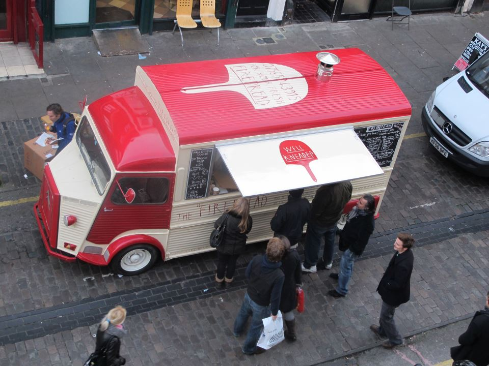 Detail Collective | Lifestyle | Food Vans | Image: Well Kneaded Wagon