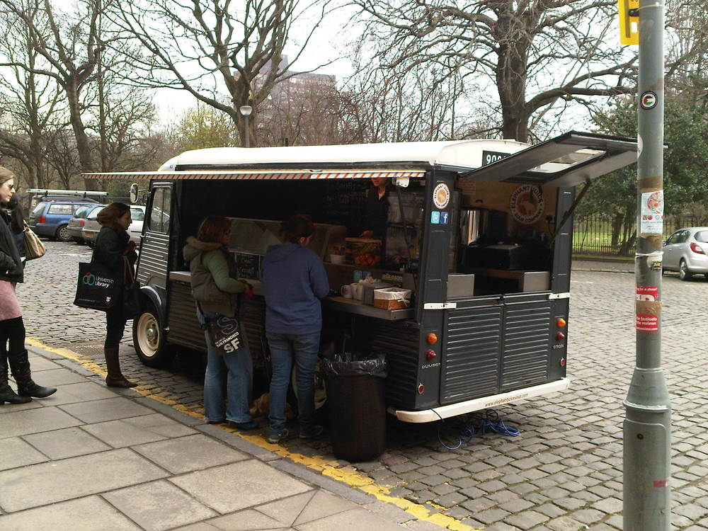 Detail Collective | Lifestyle | Food Vans | Image: The Elephant Juice Food Company