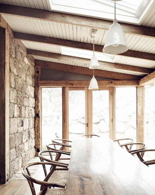 Detail Collective | Interior Spaces | Pender's Barn near Thredbo | Images via Pender Lea