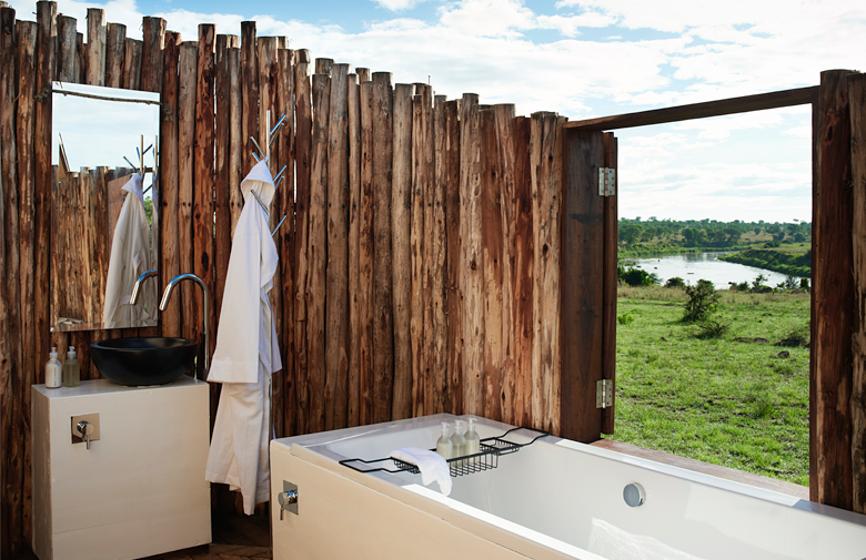 Detail Collective | Lifestyle | Singita Mara River Tented Camp | Image: Singita