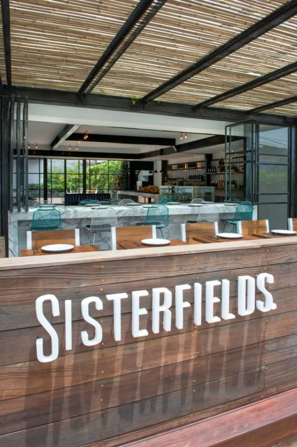 Detail Collective | Sisterfields Cafe | Designed by Travis Walton Architects | Images via Sisterfields