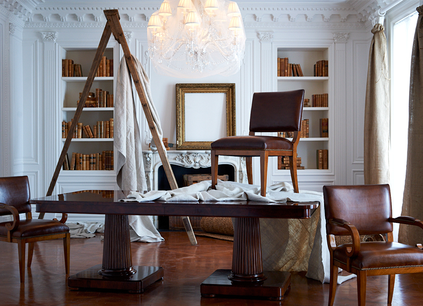 Lifestyle ralph lauren home detail collective for Ralph lauren home designs