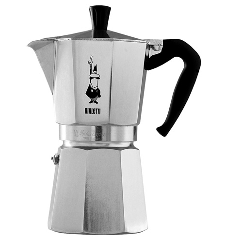 Detail Collective | Product | Espresso Coffee Makers Alessi | Image: Dezeen