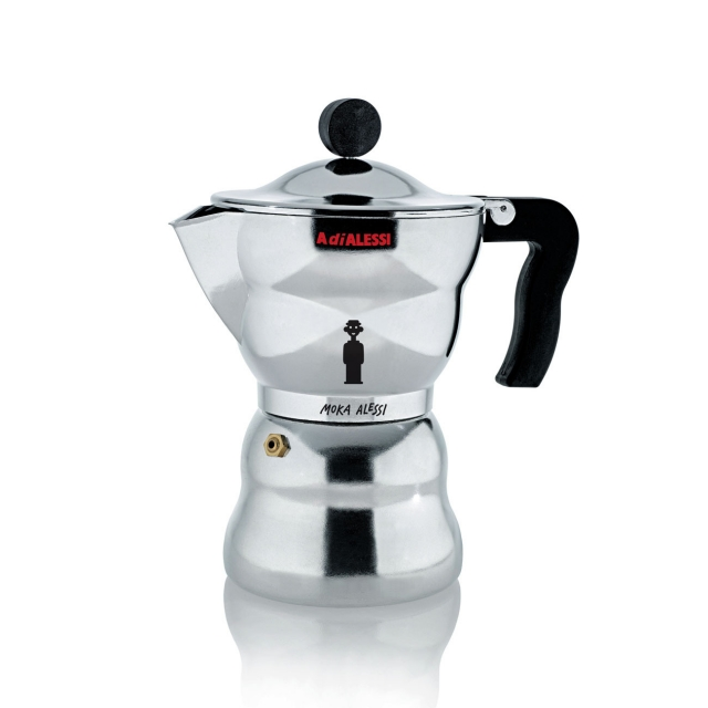 Detail Collective | Product | Espresso Coffee Makers Alessi | Image: Alessi