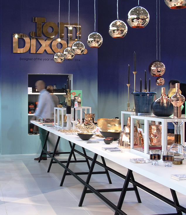 Detail Collective | Share the Love | Tom Dixon | Maison ét Objet, 2014 | images via Tom Dixon