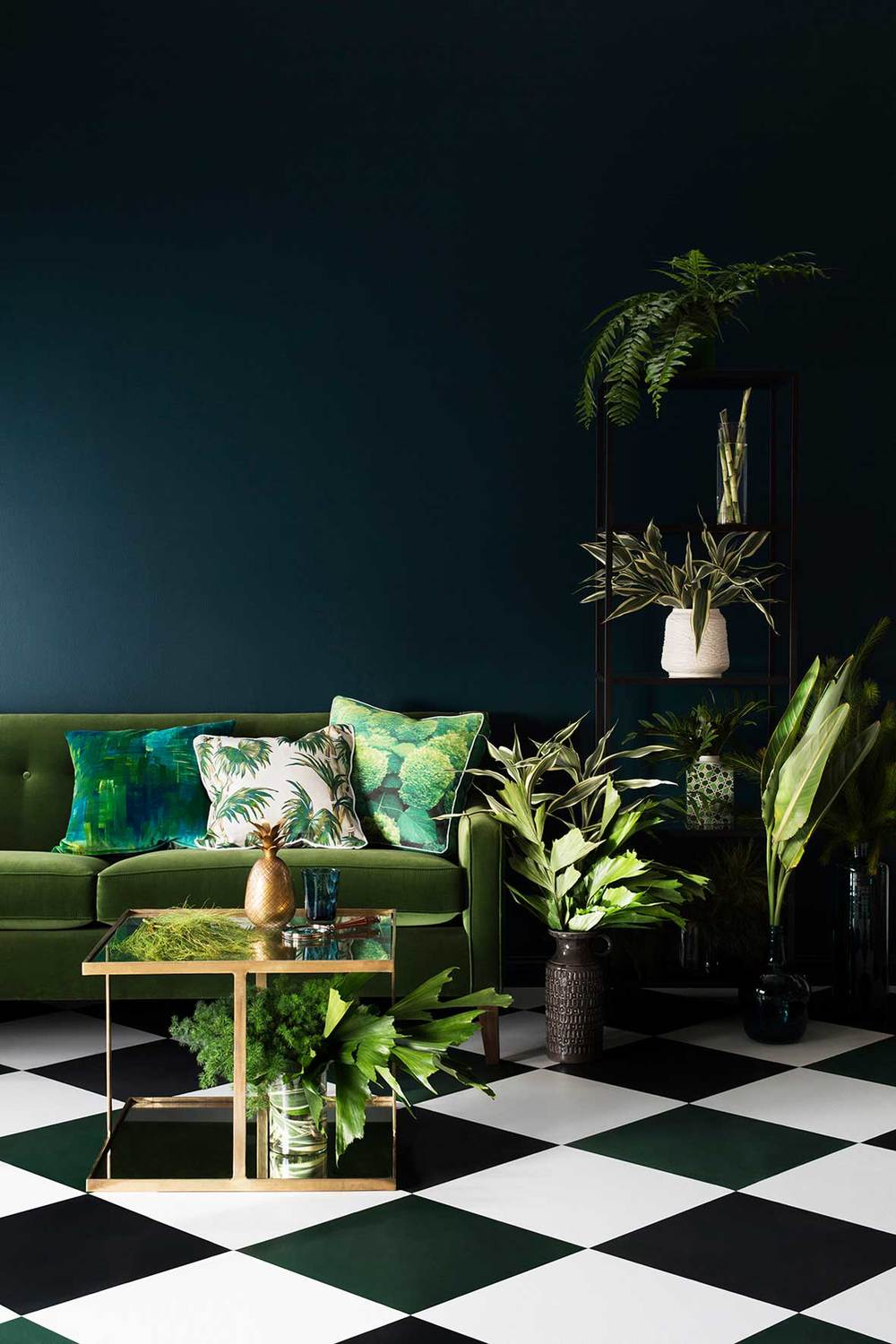 Detail Collective | Haymes Colour Forecast 2015 | Rythmic Palms Theme | Styling: Ruth Welsby |  Image: Martina Gemmola