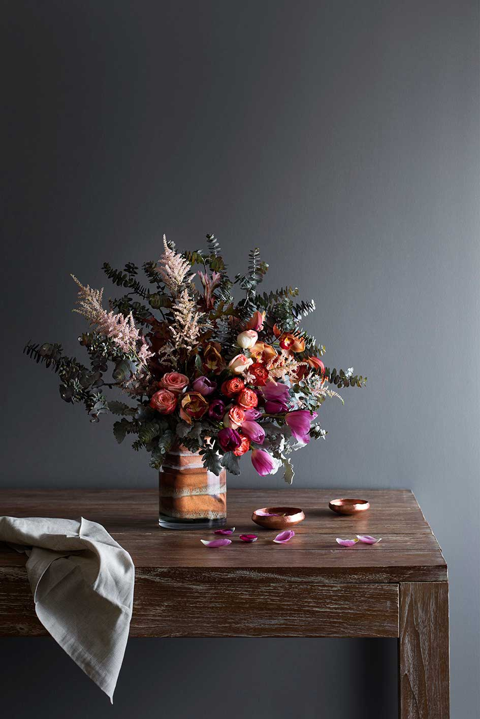 Detail Collective | Haymes Colour Forecast 2015 | Exotic Botanic Theme | Styling: Ruth Welsby |  Image: Martina Gemmola