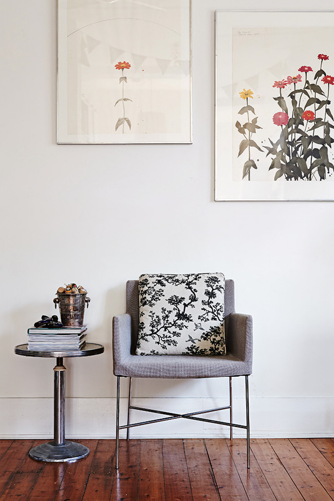 Detail Collective | Interior Spaces | Homes behind the Stylists | Image: Alicia Taylor via Homelife