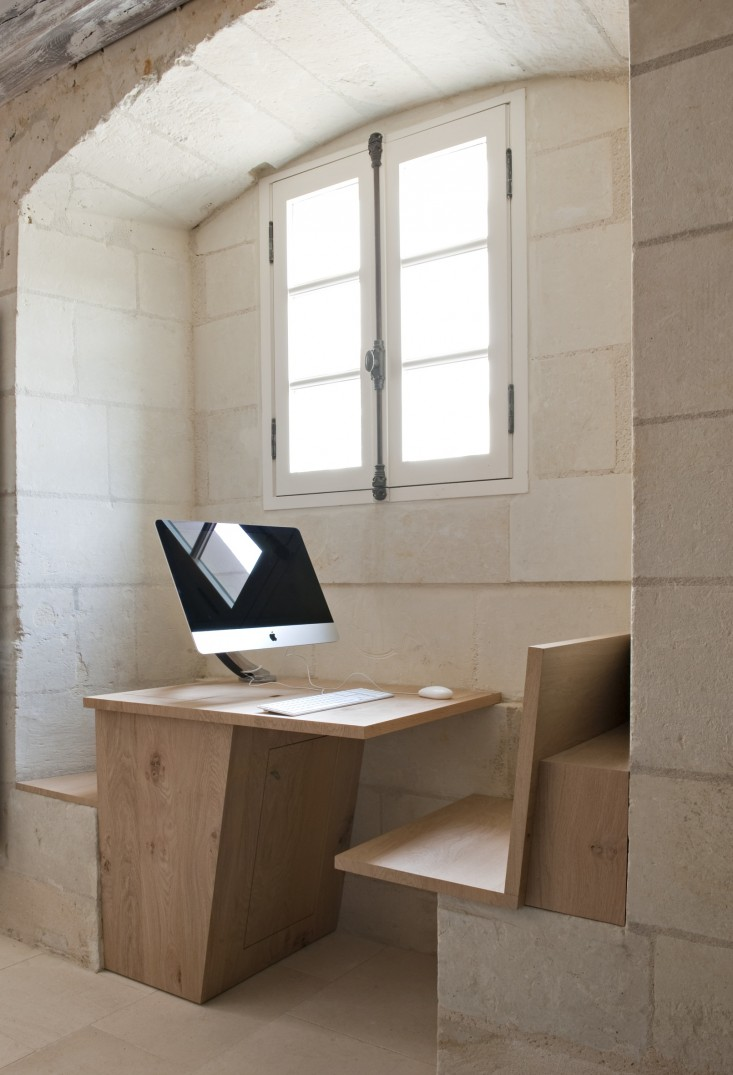 Detail Collective | Interior Spaces | Fontevraud l'Hôtel | Image:Nicolas Mathéus