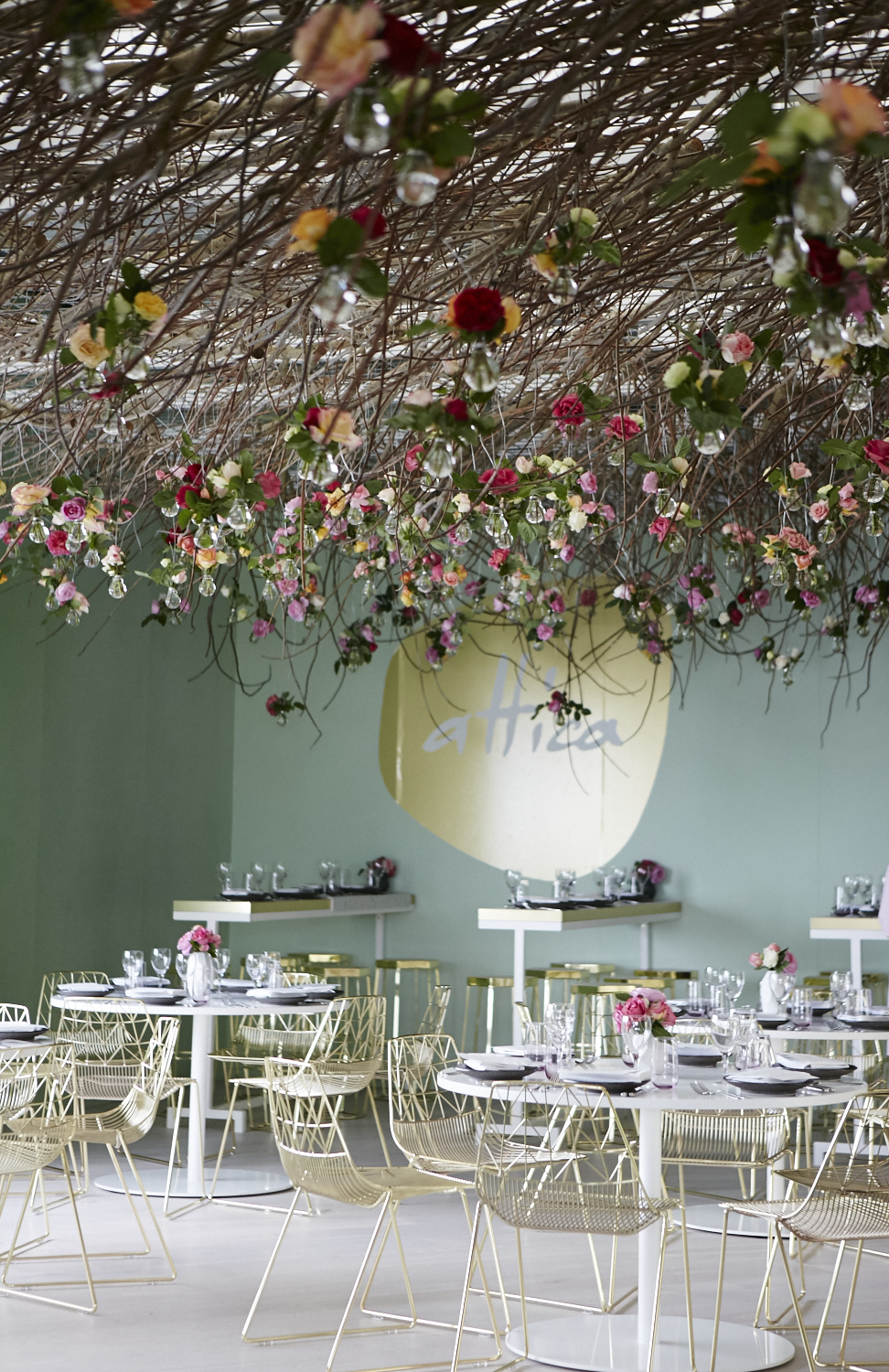 Detail Collective | Lifestyle | Melbourne Cup Carnival Marquees 2014 | Lexus Marquee | Image: Chloe Paul via Lexus