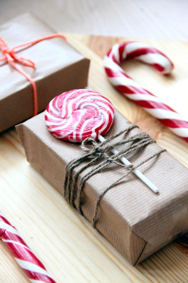 Detail Collective | Lifestyle | Contemporary Christmas Wrapping | Image: Pinterest source here