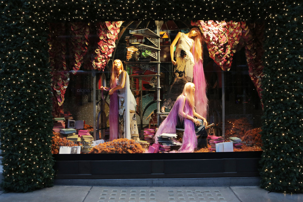 Detail Collective | Lifestyle | Christmas Windows 2014 | Image:  Selfridges