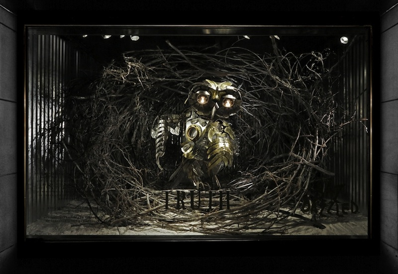 Detail Collective | Lifestyle | Christmas Windows 2014 | Image: Barneys