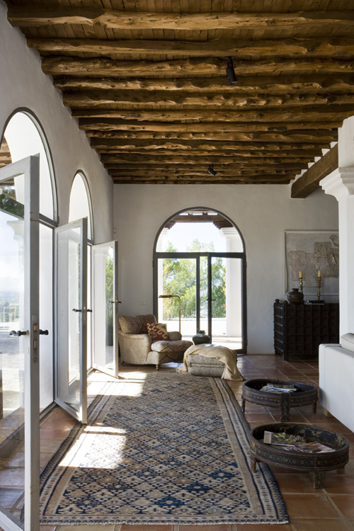 Detail Collective |   Interior Spaces | Casa can Mares Ibiza | Image:   Jordi Canosa   via   Style Files