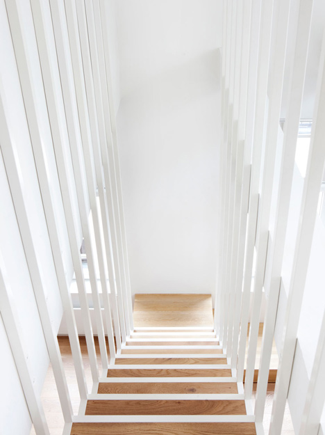 Detail Collective | Interior Spaces | Oslo Loft | Idunsgate by  Haptic  | Image:  Simon Kennedy   &   Inger Marie Grini     via   Dezeen