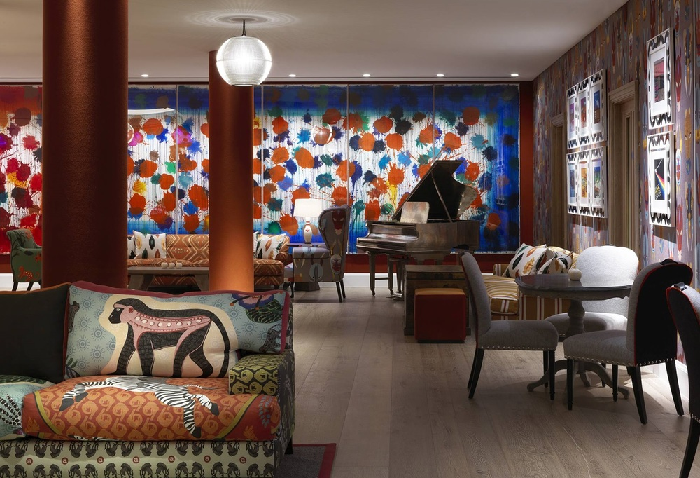 Detail Collective | Lifestyle | Ham Yard Hotel | Image: Firmdale Hotels