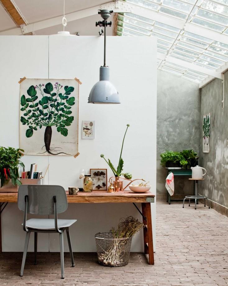 Detail Collective | Interior Spaces| Botanical Decor  | Image:  Gardenista