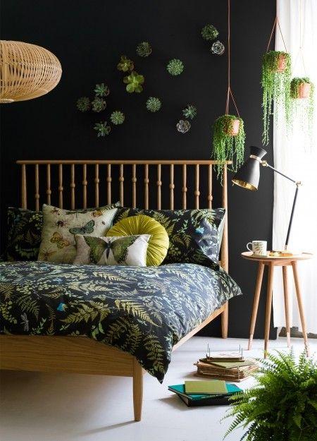 Detail Collective | Interior Spaces| Botanical Decor  | Image:   Red Magazine Pinterest