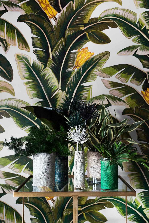 Detail Collective | Interior Spaces| Botanical Decor| Image: Martina Gemmola for Haymes