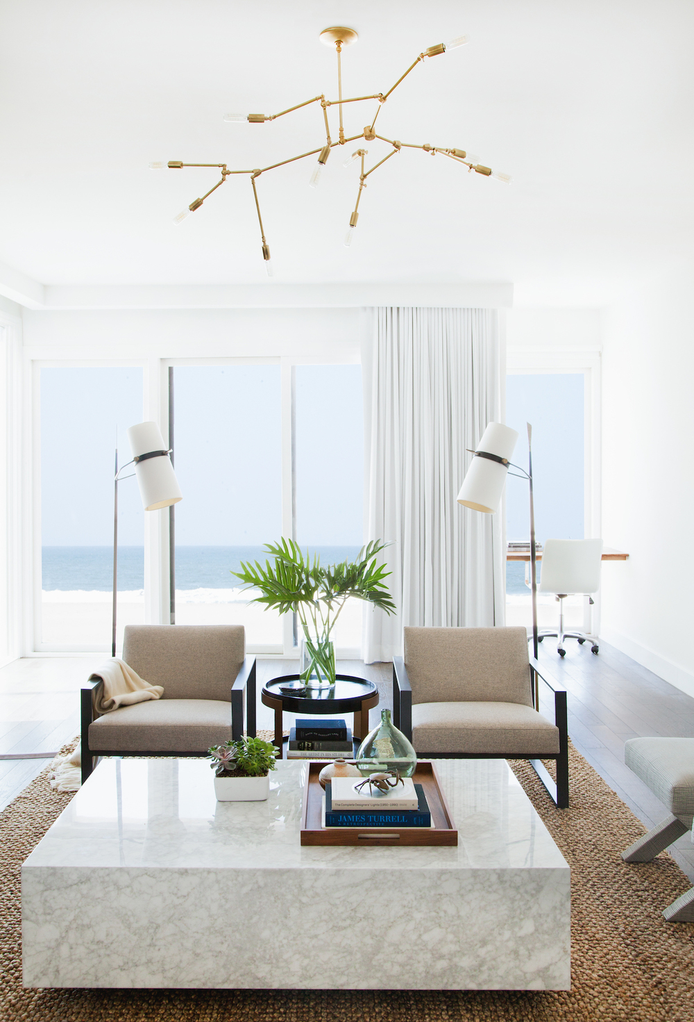Detail Collective | Interior Spaces | The Beach House Los Angeles by  Homepolish  | Image:  Tessa Neustadt