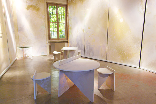 Detail Collective | Products | Salone del Mobile 2015 | Image: : New York Times