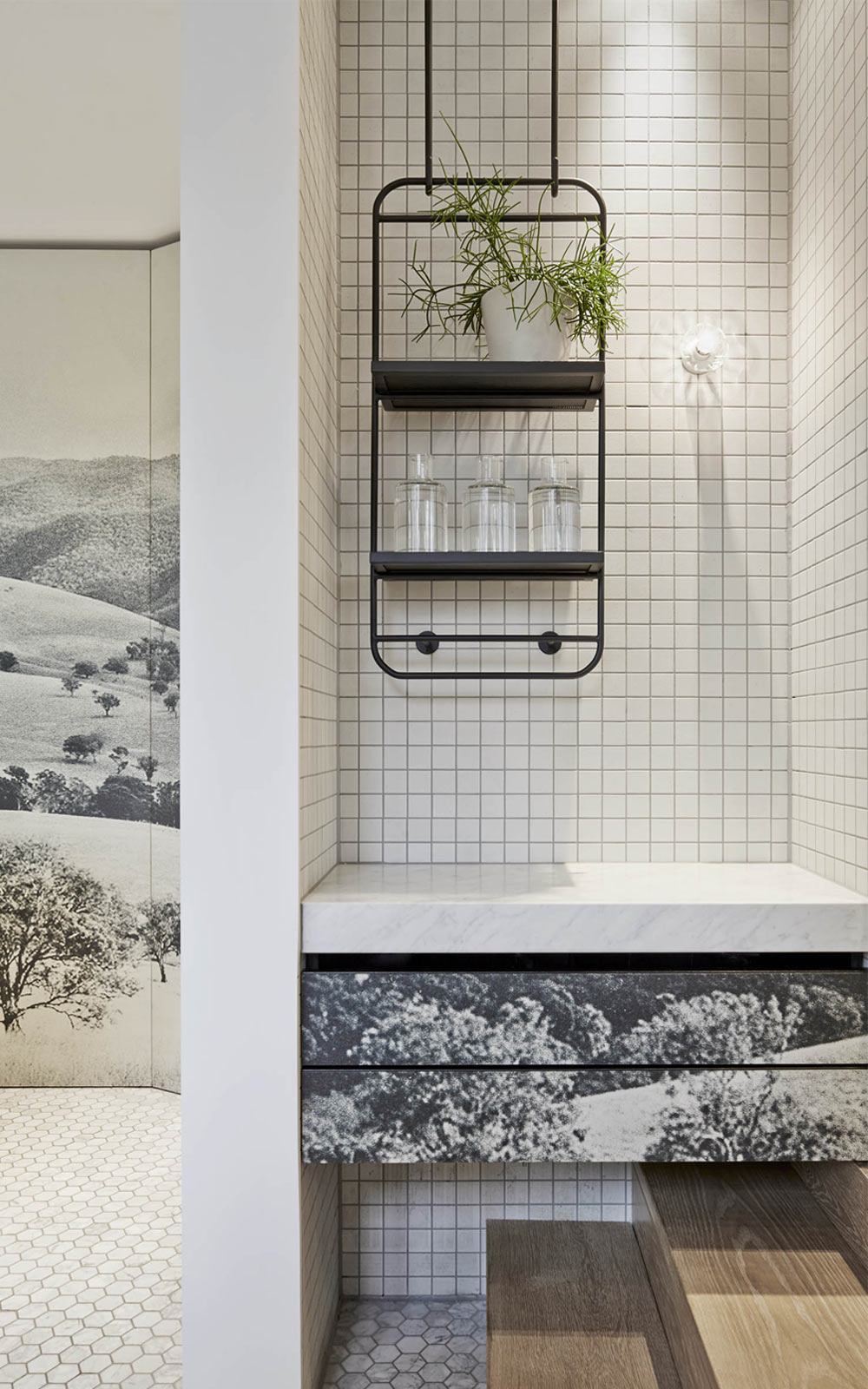 Detail Collective | Interior Spaces | The Kettle Black Melbourne | Image:      Studio You Me