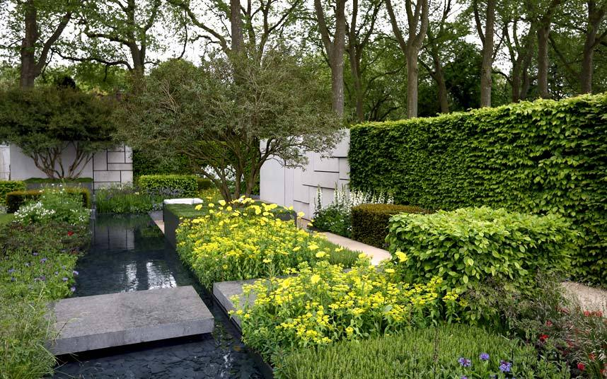 Detail Collective |   The Chelsea Flower Show 2015 | The Telegraph Garden by Marcus Barnett | Image: Heathcliff O'Malley