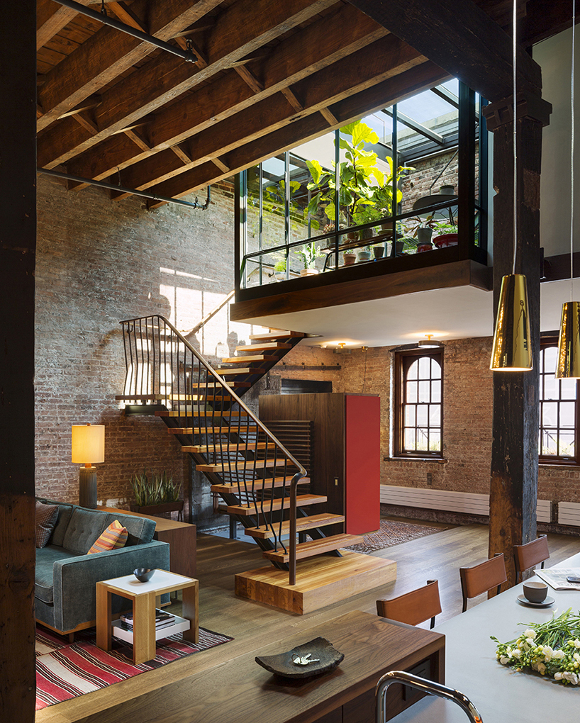 Detail Collective | Inside Spaces |   Tribeca Loft N.Y |   Andrew Franz Architects Pllc   | Image: Albert Ve  cerka / Esto