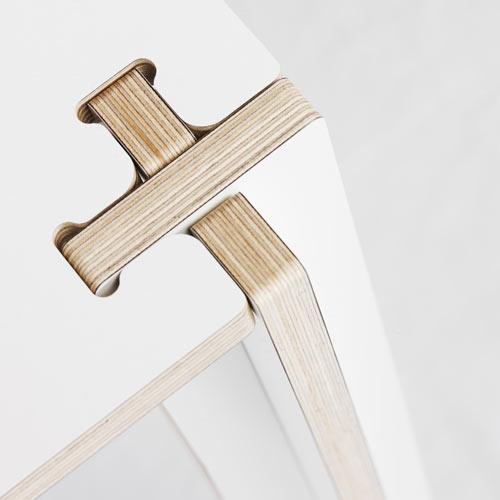 Detail Collective | Product | Plywood | Design:   Fraaiheid   |Image: via  Design Milk