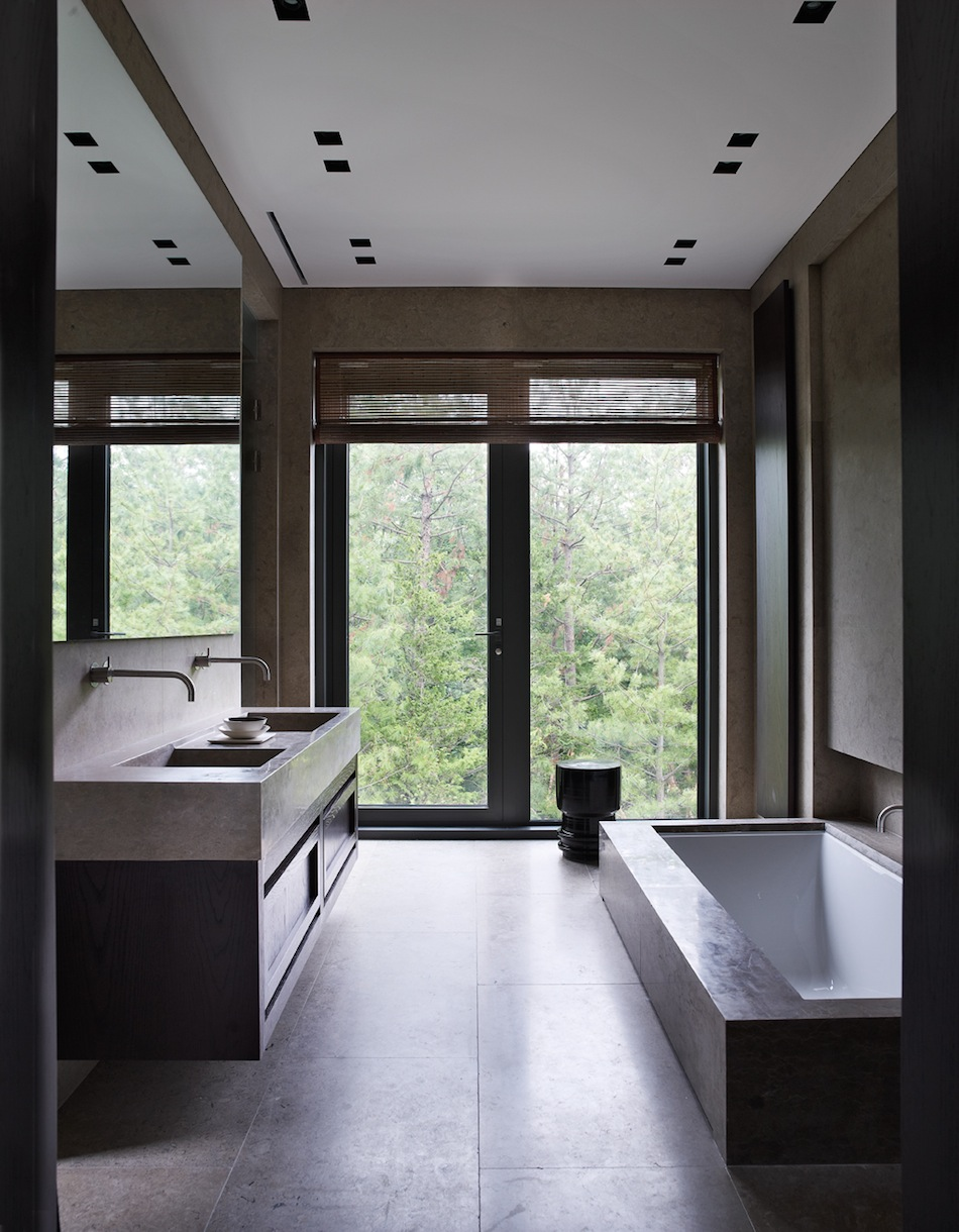 Detail Collective | Exterior Spaces | Oak Valley Asian Residence | Image: via Piet Boon