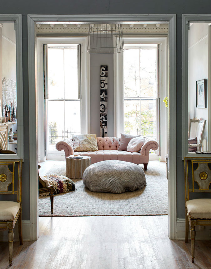 Detail Collective | Interior Spaces | The Home Behind the Stylist |  Hilary Robertson  | Image:  Trevor Tondro /New York Times