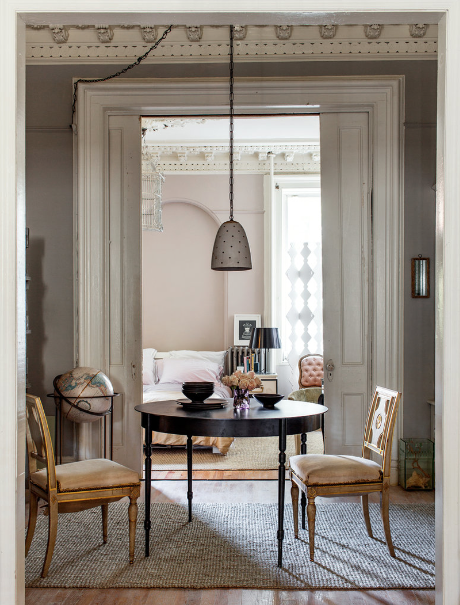 Detail Collective | Interior Spaces | The Home Behind the Stylist | Hilary Robertson | Image: Trevor Tondro/New York Times