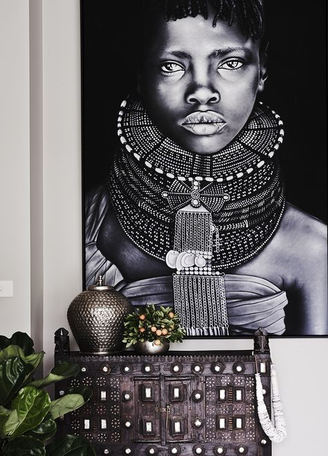 Detail Collective | Interior Spaces | Modern Tribal | Image: Home By Tribal via Pinterest