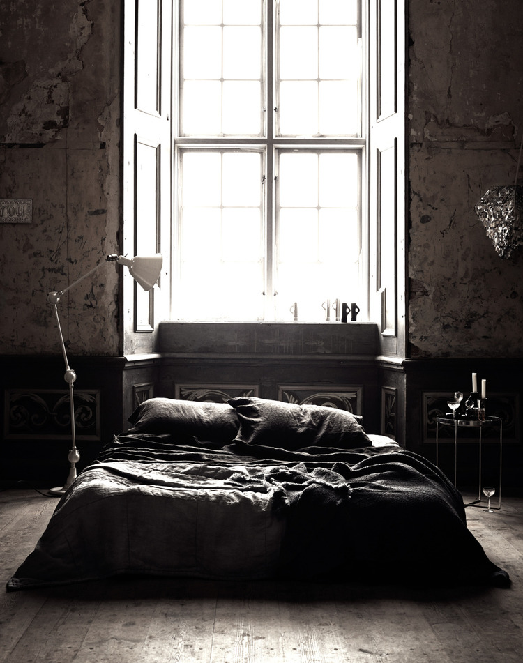 detail collective interior spaces back to black in the bedroom image daily