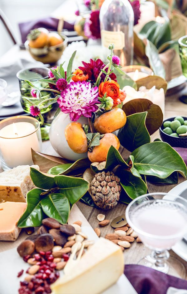 Detail Collective | Lifestyle | Holiday Entertaining - Table Design | Image:  Apartment 34