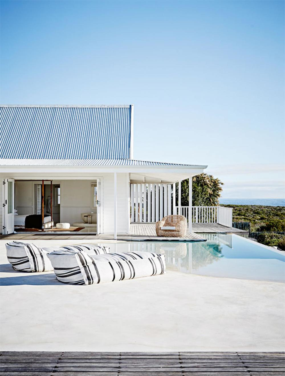Detail Collective | Blog | Lifestyle | South African Beach House | Image:  Via Inside