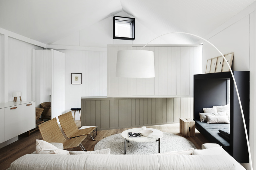 Detail Collective | Blog | Interior Spaces | Window Seats | Image: Whiting  Architects
