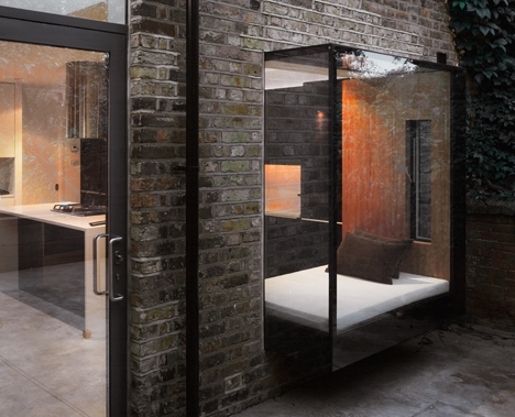 Detail Collective | Blog | Interior Spaces | Window Seats | Image:  Platform 5 Architects