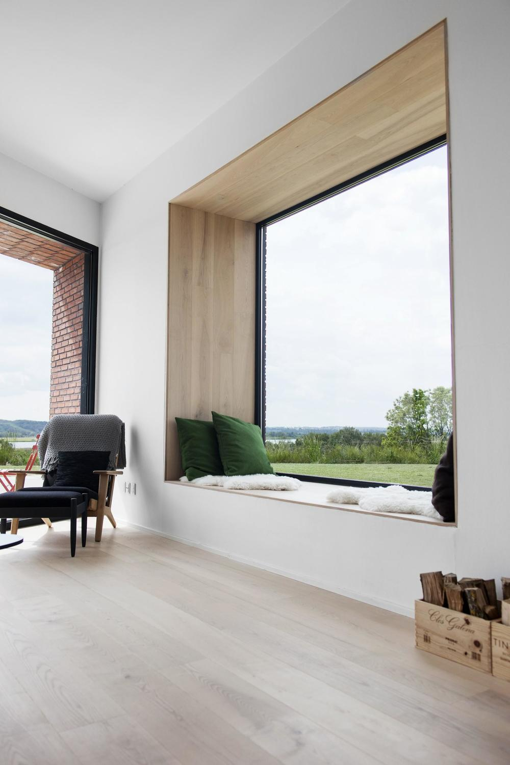 Detail Collective | Blog | Interior Spaces | Window Seats | Image:  Archello