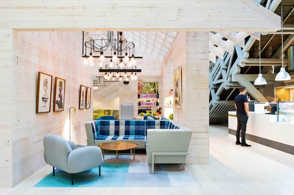 Detail Collective | Lifestyle | Ovolo Woolloomooloo Hotel | Design: Hassell Studio Image: Nicole England