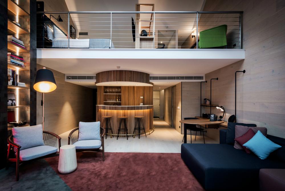 Detail Collective | Lifestyle | Ovolo Woolloomooloo Hotel |Design:Hassell StudioImage:Nicole England