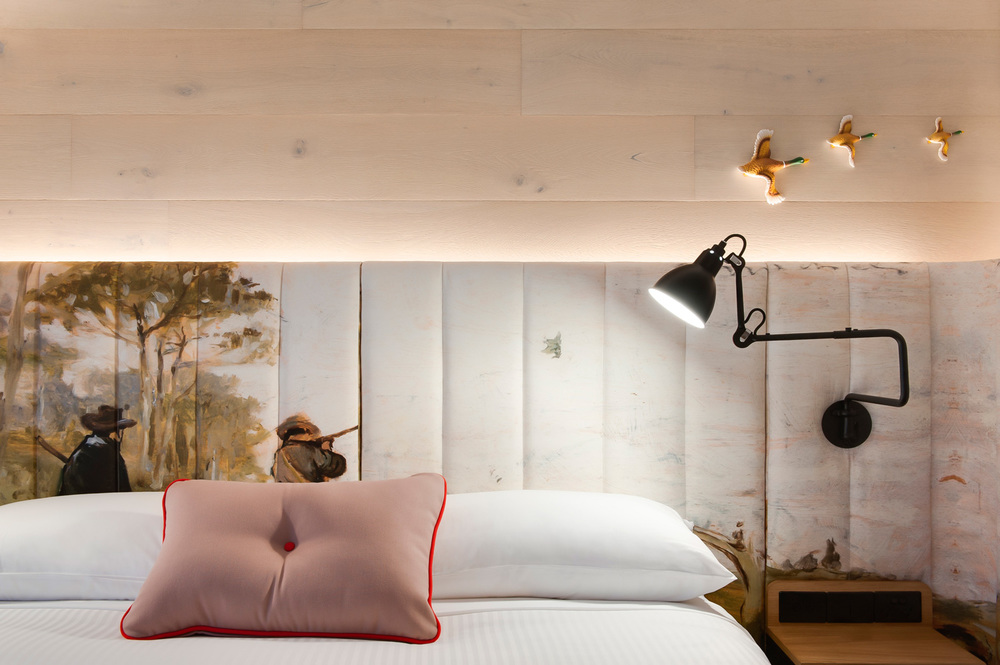 Detail Collective | Lifestyle | Ovolo Woolloomooloo Hotel |Design: Hassell Studio Image: Nicole England
